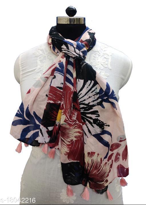 Ravishing Attractive Women Scarves, Stoles & Gloves