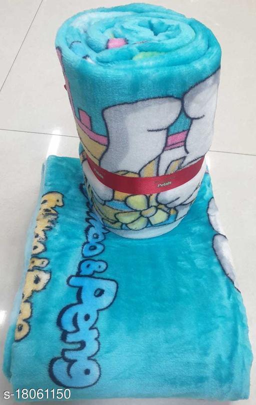 Fancy Designer Kids Unisex Blankets
