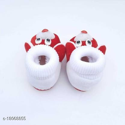 LMN Child Care Baby Bootie MKRW .1 Booties10-12 Months