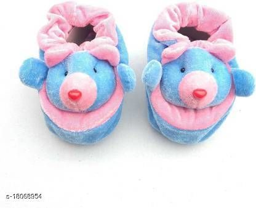 Trendy Baby PU Multicolor Booties