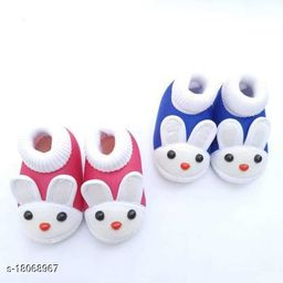 Baby Multipack Multicolor Booties