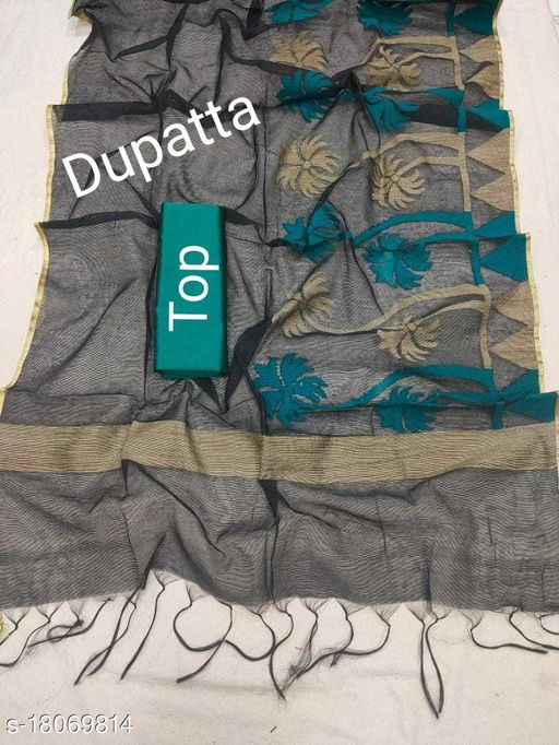 Charving Petite Top and Dupatta only