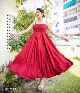 Trendy Rayon Women's Dresses