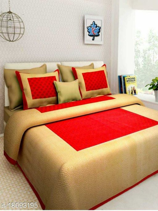 Gorgeous Fashionable Queen Size Bedsheets