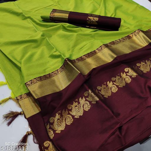 Exotic Aura Silk Women's Saree