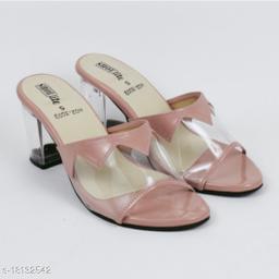 Beautiful Women's Pink Heels