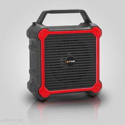 Flow Portable Bluetooth Speaker BT005 FOR Music lover powered with flow sound technology .