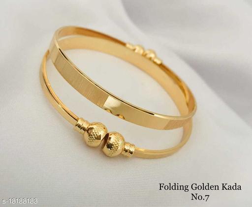 Delicate Folding Kada