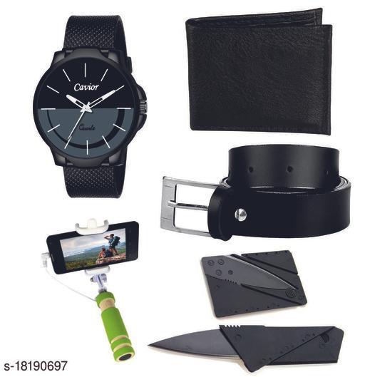 Stylish Watch Combo