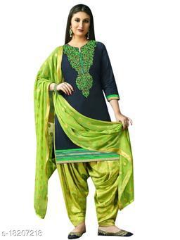 Adrika Pretty Semi-Stitched Suits