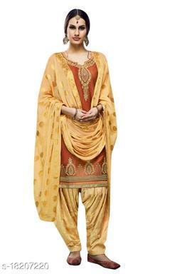 Banita Fashionable Semi-Stitched Suits