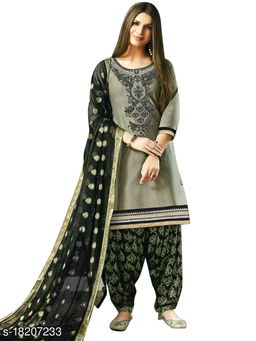 Kashvi Sensational Semi-Stitched Suits