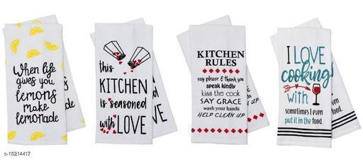 Fabulous Kitchen Napkins