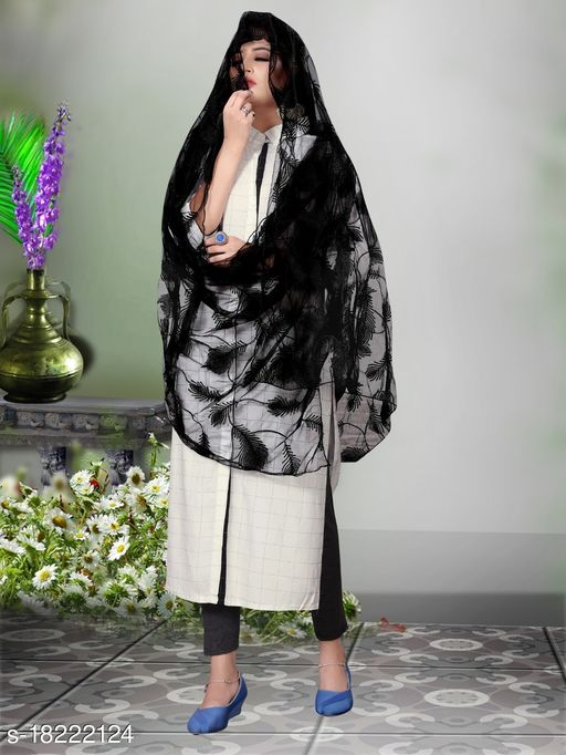 Alluring Trendy Women Dupattas