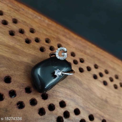Beautiful Woman Rings