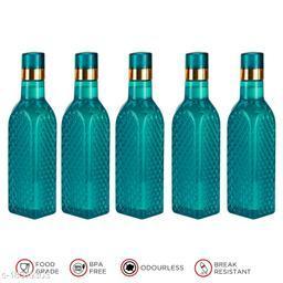 Saura Eifel Fridge Bottle 1000 ml Set of 5 Blue