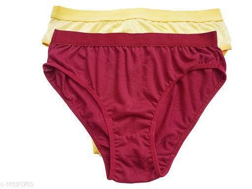 Women Pack of 2 Hipster Panties