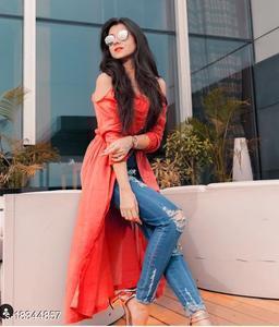 Trendy Partywear Women Tops & Tunics