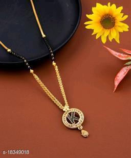 K Name Alphabet Latter mangalsutra for women jewellery