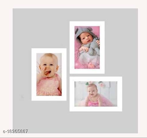 Photo Frames White New Design
