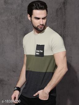 Stylesmyth Best Selling Half Sleeves  T shirt for man