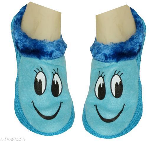 NeskaModa Women 1 Pair Booties/Indoor Slippers-Blue