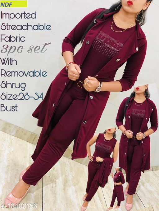 AWESOME 3PC SET SUPER WESTER DRESS
