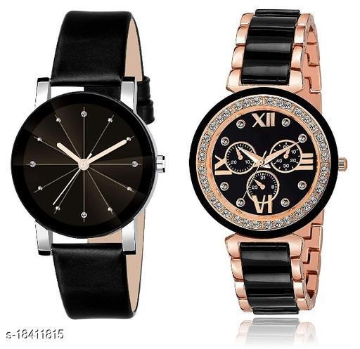 stylish unique analog  watches
