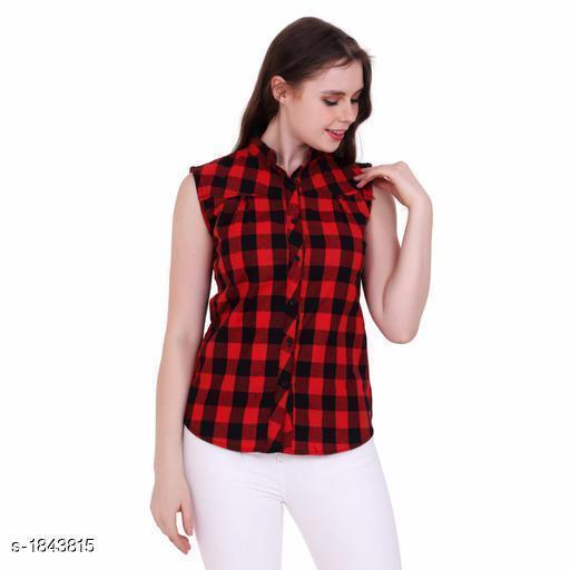 Stylish Cotton Women's Shirt