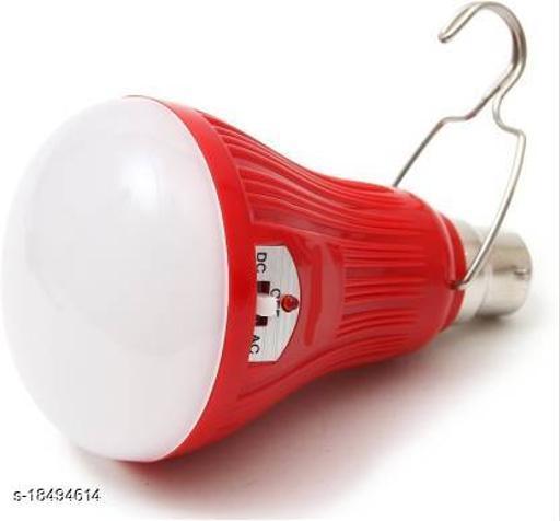 Stark Creations Bazaar Pirates Reachageable Bulb AC/DC Bulb Emergency Light(Red)
