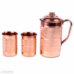 Unique Copper Bottles, Jugs & Glasses