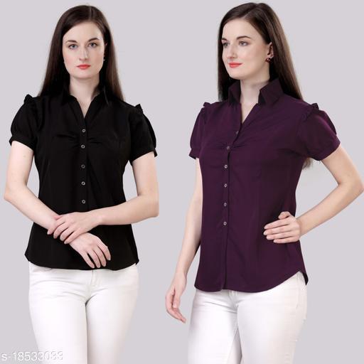 Classic Designer Women Shirts