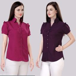 Classic Latest Women Shirts