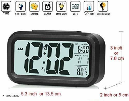 Stylo Digital Clocks