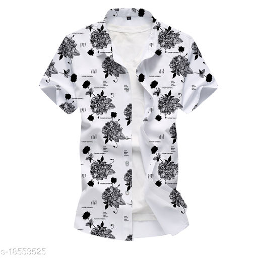 Trendy Glamorous Men Shirt Fabric