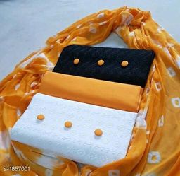 Classy Cotton Chikankari Suits & Dress Material
