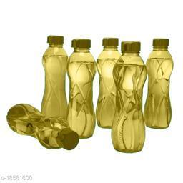 Saura ORRA Fridge Bottle 1000 ml Set of 6 Green