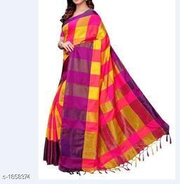 Fashionable Art Silk Zari Work Saree