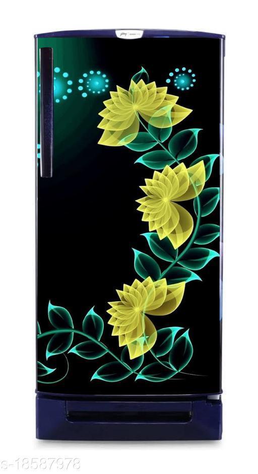 Beautiful Fridge Sticker For Decor ( 61 x 160 cm )