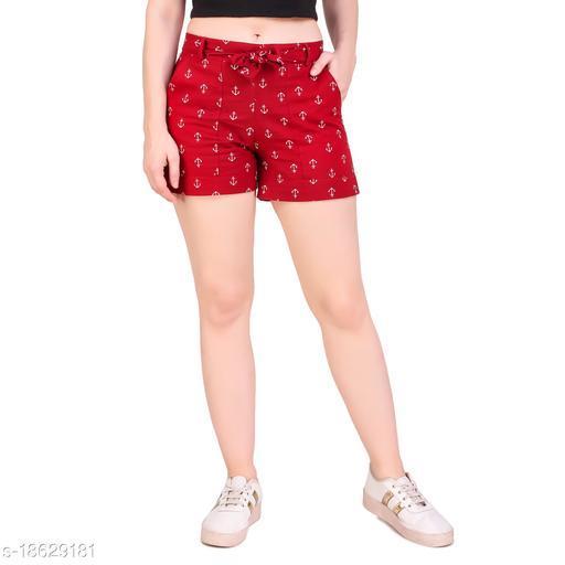 Fashionable Fabulous Women Shorts