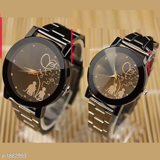 Trendy Antique Analog Brother-Siste Watches