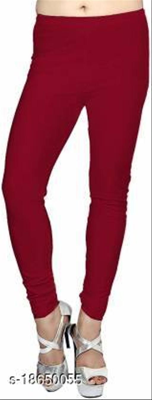 LA25's Women's Churidar Satin Leggings | Satin leggings for girls/Ladies | Soft Stretcheble Satin Legging | FREE SIZES