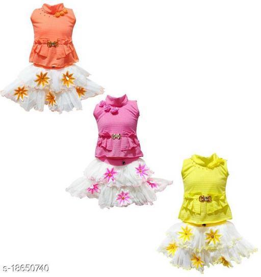 Pretty Funky Kids Girls Skirts
