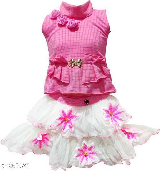 Cute Elegant Kids Girls Skirts
