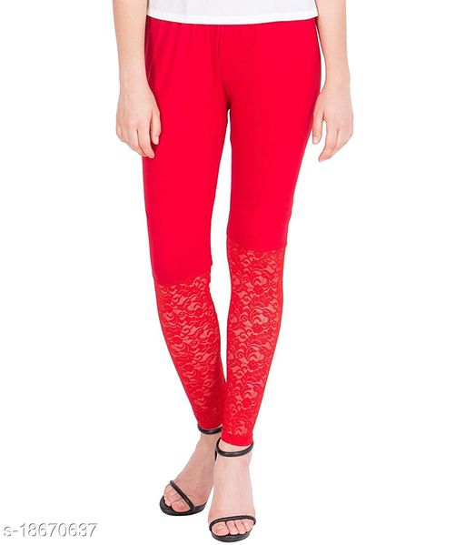 LA25s 'Women's Designer Net VISCOSE Legging   designer Net Leggings for Girl  Soft Stretcheble Legging   Sizes ( S - 2XL )eg, Free Size & Plus Size