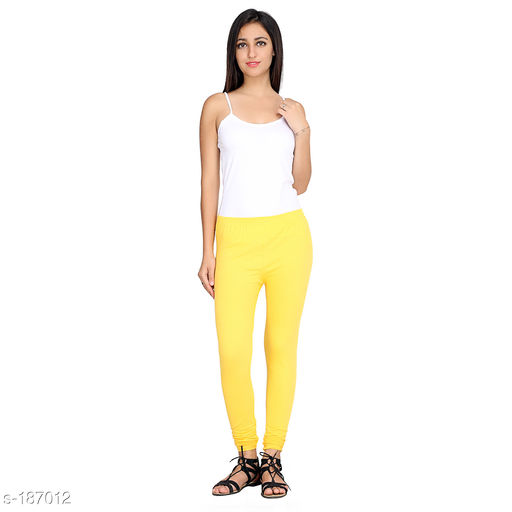 Leggings Stylish Cotton Legging  *Fabric* Legging – Cotton 