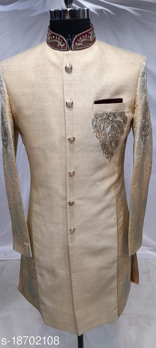 MAXENCE® Luxurious Men's Sherwani