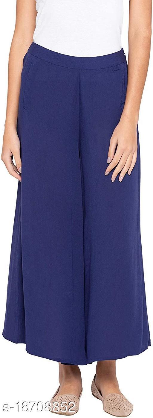 Women's Viscose sharara   Soft Premium viscose fabric   Sharara for Girls   Viscose Lycra sharara   Sizes ( M - 2XL )