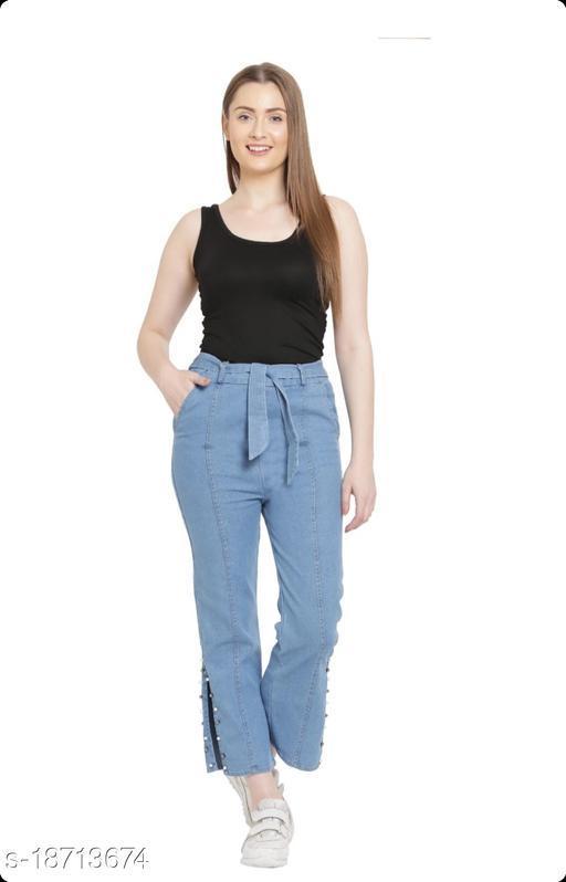 Trendy Partywear Women Jeans