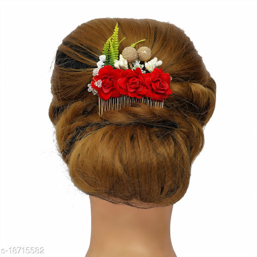Shimmering Elegant Women Hair Accessories